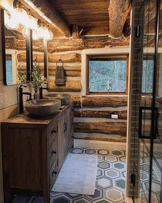 Different Angles, Rustic Bathrooms, Master Bath, Bathtub, House, Mountain, Dreams, Standing Bath, Bathtubs