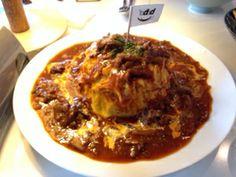 D&DEPARTMENT DINING OSAKA のオムハヤシがGOOD!│ムーブメントを起こせ!@Akihito Nagahama