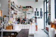 Crosby Coffee, Brooklyn