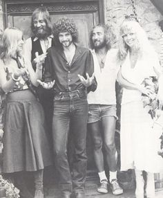 Fleetwood Mac : reminds me of my parents and honestly I believe I was conceived to this music :)