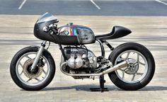 "R Scrambler - caferacerpasion: BMW R100RS Cafe Racer ""schizzo""..."
