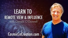 LEARN TO REMOTE VIEW with Gerald O'Donnell of Cosmic CoCreation | Stillness in the Storm