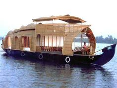 Kerala House boats in Alappuzha, India houseboat rental, reservation backwater cruise, house boat cruise. I want to go!