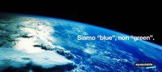 we are BLUE not GREEN. aquapotabile.com