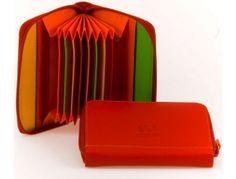 Tarjetero Jamaica     length: 10 cm | width: closed 7,5 cm    Available colors: Toscana/Mlti | Purple Haze | Jamaica | Chocolate Mousse | Black/Pace
