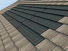 Best Solar Roofing Shingles Installation