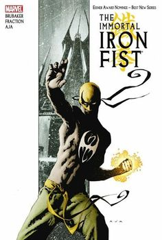 "Read ""Immortal Iron Fist Vol. The Last Iron Fist Story"" by Ed Brubaker available from Rakuten Kobo. Collects Immortal Iron Fist Many years ago, in the mystical city of Kun' Lun, young Danny Rand stared at a suit be. E Books, Comic Books Art, Comic Art, Book Art, Marvel Characters, Marvel Heroes, Marvel Comics, Marvel Art, Iron Fist Comic"