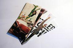 Briefumschläge vertical :: Upcycling # 01 von ALEXOTICA DESIGN auf DaWanda.com