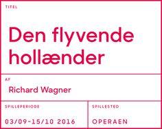 Den flyvende hollænder | DET KGL. TEATER