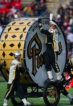 World's Largest Drum. What do you think @Erin Patterson ?