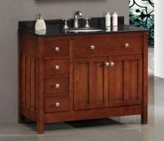 """At Cabinets to Go: $749.00- there is one in Richmond, KY  Adam 42"""" Vanity 