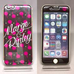 Marge & ripley skin for iphone #mnr #margeandripley #ygrafica #license #ootd #fashion #graphic #character #animation #apparel #bag #shoes #beauty #home #deco #mobile #case #iphone #collaboration #마르쥬앤리플리 #와이그라피카 #캐릭터 #라이센스 #패션 #그래픽 #라이프스타일 #브랜드 #콜라보레이션