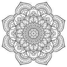 Hearts Coloring Book | Adult Coloring Pages - Mandala Art Déco: