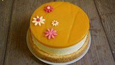 Cheesecake al mango e sablé breton - Gateaux & Macarons #cheesecake #food #mango&limone Cheesecake, Treat Yourself, Macarons, Cupcake, Mango, Muffin, Turkey, Sweets, European Countries