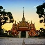 Bangkok: world's second top destination