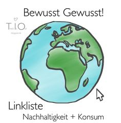 Linkliste zum Thema Nachhaltigkeit!