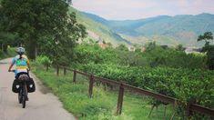 """Comarca de Wachau (Austria). Pedaleando a lo largo del rio Danubio en Austria. Wachau region (Austria). Cycling along the river Danube in Austria. Agosto de 2017. Lugares a donde llegar con una bicicleta de @labicicletaext ...postales del Capítulo 7 """"Cien mil pedaladas: A lo largo del Eno y del Danubio"""" de la serie """"Cien mil pedaladas: pedaleando por Europa"""". Más en http://ift.tt/2yUD9gy. #cicloviajeros #biketouring #bikepacking #cienmilpedaladas #labicicleta #bicicleta #bike #bicycle #velo…"""