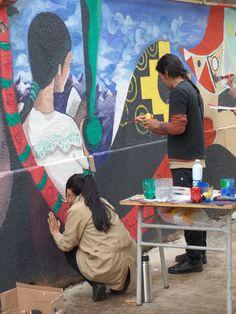 Fish, Painting, Art, Germany, School, Fotografia, Painting Art, Paintings, Kunst