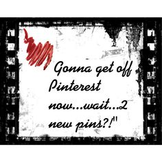 Addicted to Pinterest?! LOL