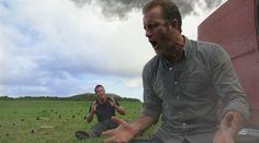 Hawaii Five-0   S07E18   E mālama pono   Steve McGarrett   Danny Williams   Alex O'Loughlin   Scott Caan