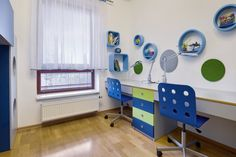 boy's room designed by Kristina Proksova
