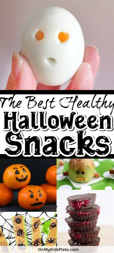 Hallowen Food, Healthy Halloween Snacks, Halloween Food For Party, Halloween Treats, Diy Halloween, Halloween Decorations, Halloween Recipe, Healthy Snacks, Halloween Couples