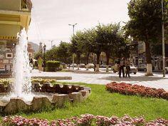 Spring in Korca