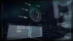 Siemens Oculus Rift UI - Marti Romances for Territory Studio
