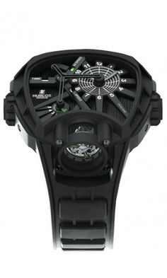 #Hublot Masterpiece MP-02 Key of Time #timepiece #watches #men