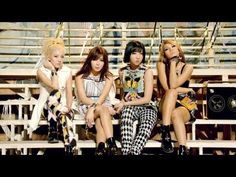 2NE1 - FALLING IN LOVE M/V, this is a great group who are always promoting female strength. I love is their latest song and they are so cute. I will be trying out there dance moves in the mirror!