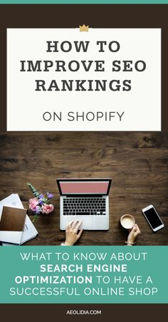 We get a lot of questions from ecommerce shop owners about how to improve SEO rankings on their websites. Here's what to know about search engine optimization to have a successful online shop. SEO Relates tips to help you to make you a SEO Expert