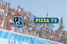 FC Edmonton fans will have something more to cheer about at Eddies home games this season. FCE's April 19 home opener will kick off FC Edmonton's partnership with Pizza 73 for the 2014 North American Soccer League (NASL) season. Fans will be able to use their match-day ticket stubs to redeem for their prize pizza at all participating Pizza 73 locations in Edmonton.