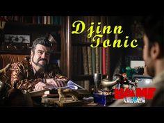 BAMF - Djinn Tonic, un corto di Domenico Guidetti