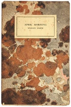 * Published by Leonard and Virginia Woolf at the Hogarth Press in 1926. Marbled paper wrappers made by Roger Fry or Virginia Woolf.