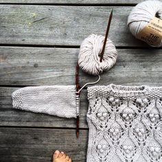 Almost there.. Yarn from @weareknitters  #knitting #weareknitters #knitting_inspiration #knitforkids #babyknits #wool #thepetitewool #knittingforolive