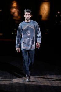 Dolce & Gabbana Man Catwalk Video – Fashion Show Fall Winter 2014 2015