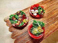 Cavoli a merenda  Miniatura cibo Menù vegetariano di PiccoliSpazi