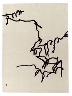 chillida - Dibujo Tinta Rug - Nani Marquina