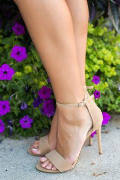 Nina Nude Heels …