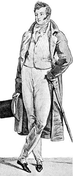 Redingote 1813