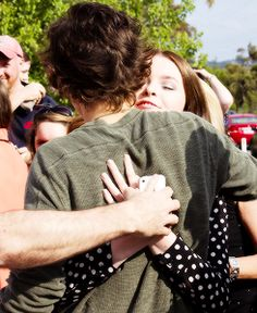 I want Styles hug,too.But it them in stars