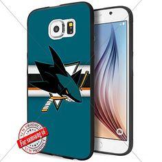 San Jo Sharks NHL Logo WADE7973 Samsung s6 Case Protection Black Rubber Cover Protector WADE CASE http://www.amazon.com/dp/B016SALYUU/ref=cm_sw_r_pi_dp_mmzFwb0KFR3MQ