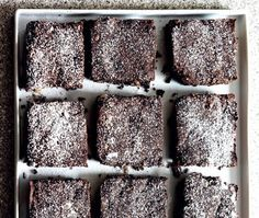 Chewy-Cakey Brownies Recipe | from James Patterson's Kitchen Simple cookbook | House & Home