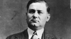 """George """"Bugs"""" Moran was Al Capone's main rival in the Chicago mafia, culminating in the St. Valentine's Day Massacre in 1929 in which several members of Moran's gang were killed. Moran died in 1957."""