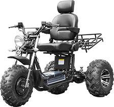 FEATURES Beach Cart, Electric Trike, Fat Bike, 3rd Wheel, Golf Carts, Outdoor Power Equipment, Monster Trucks, Bicycle, Beast