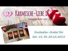 Dualseelen-Orakel für den 14. bis 20.12.2015 & mehr… – Karmische-Liebe.de