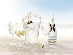 NEW CHAMPAGNE: IJskoud Moet & Chandon