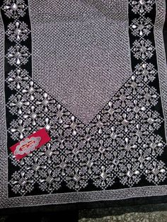 Beaded Embroidery, Cross Stitch Embroidery, Beaded Cross Stitch, Punch Needle, Bead Crochet, Stitch Design, Needlepoint, Diy And Crafts, Bargello