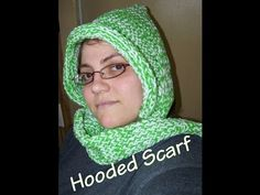 How to Loom Knit a Hooded Cowl (DIY Tutorial) - YouTube