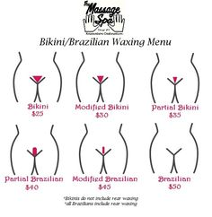 1000 Ideas About Waxing Bikini On Pinterest Laser Hair